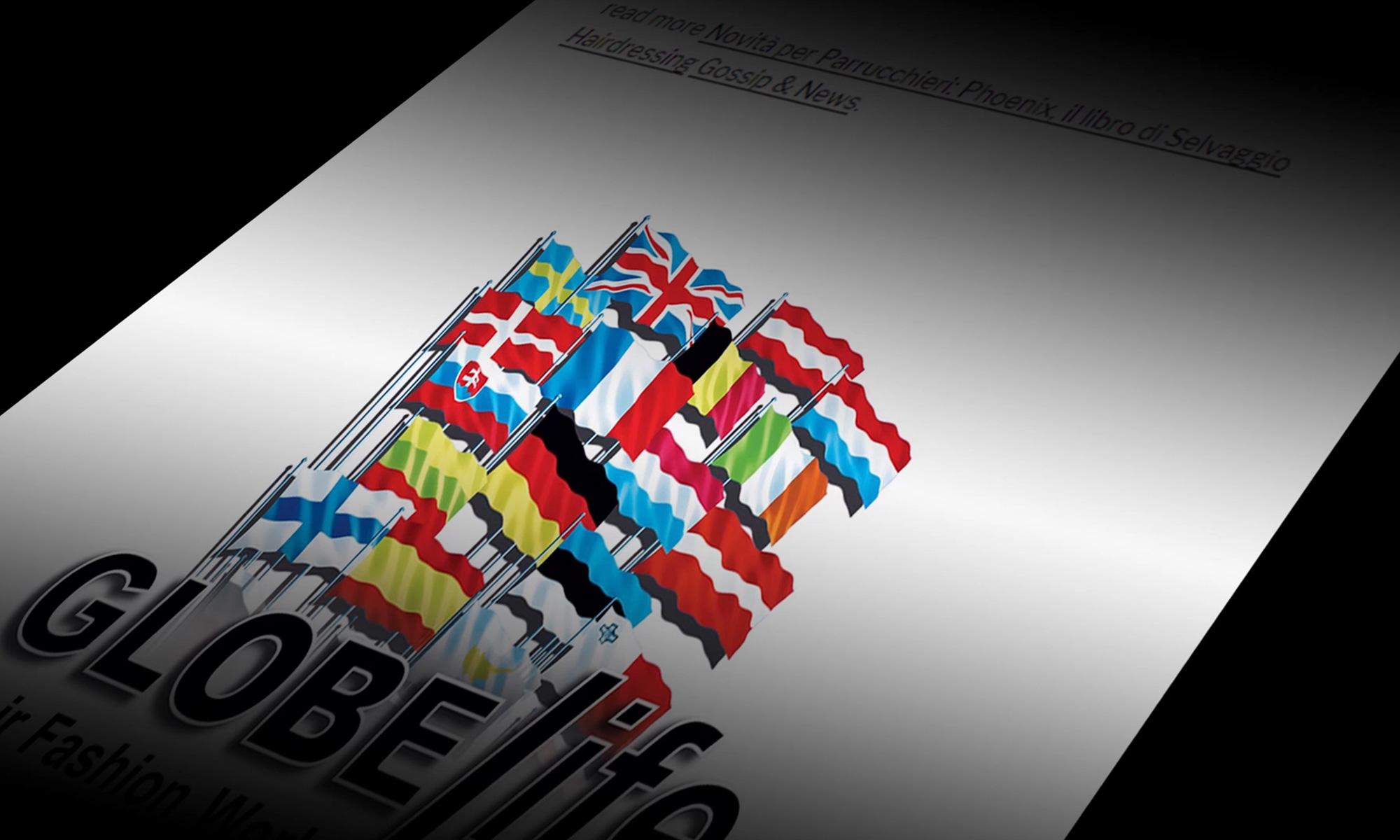 Notizie PARRUCCHIERI, Novità CAPELLI | GLOBElife | giornali PARRUCCHIERI - riviste PARRUCCHIERI , collezioni tagli moda CAPELLI , video PARRUCCHIERI , Show PARRUCCHIERI - ultimi prodotti CAPELLI